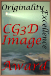 CG3D Image Originality Excellence Award Winner